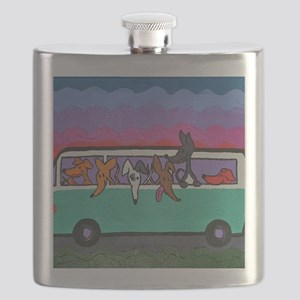 GoGreyhound Flask
