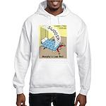 Murphys Law Bed Hooded Sweatshirt