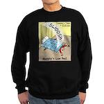 Murphys Law Bed Sweatshirt (dark)