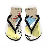 Murphys Law Bed Flip Flops