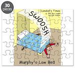 Murphys Law Bed Puzzle