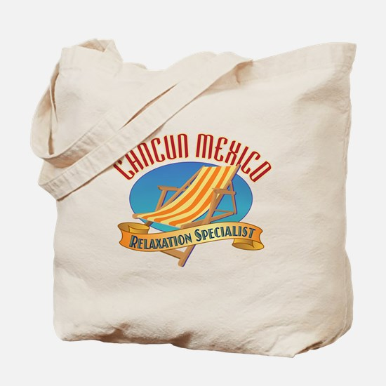 Cancun Relax - Tote Bag