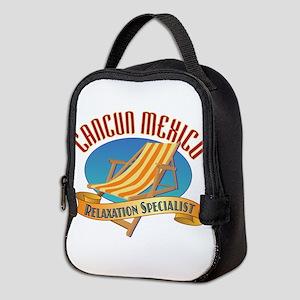 Cancun Relax - Neoprene Lunch Bag