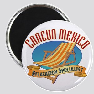 Cancun Relax - Magnet