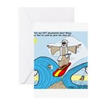 Moses Showing Off Greeting Cards (Pk of 10)