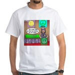 Hippie Funeral White T-Shirt