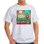 Hippie Funeral Light T-Shirt
