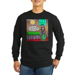 Hippie Funeral Long Sleeve Dark T-Shirt