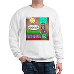 Hippie Funeral Sweatshirt