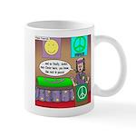 Hippie Funeral Mug