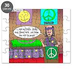 Hippie Funeral Puzzle