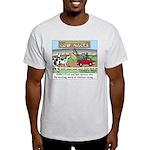 Cow Races Light T-Shirt