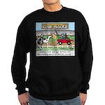 Cow Races Sweatshirt (dark)