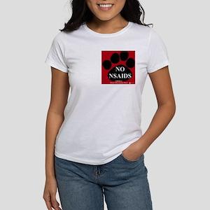 No NSAIDS Women's T-Shirt