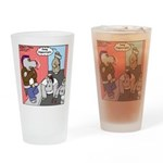 Hippo Crypts Drinking Glass