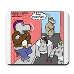 Hippo Crypts Mousepad
