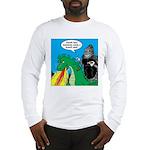 Godzilla Breath Mint Long Sleeve T-Shirt
