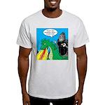 Godzilla Breath Mint Light T-Shirt