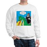 Godzilla Breath Mint Sweatshirt