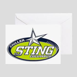 Lime_green_logo_042804 Greeting Card