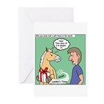 Gift Horse Greeting Cards (Pk of 20)