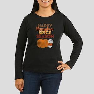 Pumpkin Spice Season Long Sleeve T-Shirt