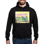 Fresh Fish Hoodie (dark)