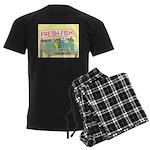Fresh Fish Men's Dark Pajamas