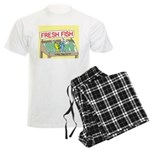 Fresh Fish Men's Light Pajamas