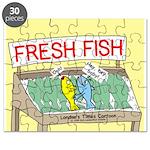 Fresh Fish Puzzle