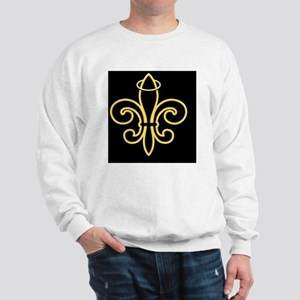 FleurSaintBGbsq Sweatshirt