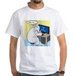 Elephant Memory White T-Shirt