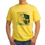 Elephant Memory Yellow T-Shirt