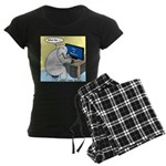 Elephant Memory Women's Dark Pajamas