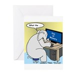 Elephant Memory Greeting Cards (Pk of 20)