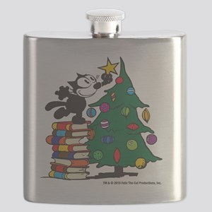 FELIX TOPPING THE TREE copy Flask