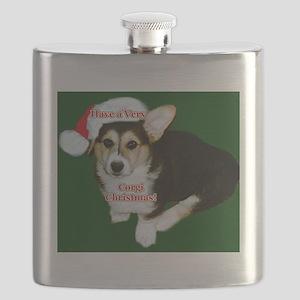 Gimli Christmas Flask