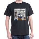 Duck at the Eye Doctor Dark T-Shirt