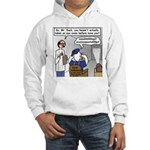 Duck at the Eye Doctor Hooded Sweatshirt