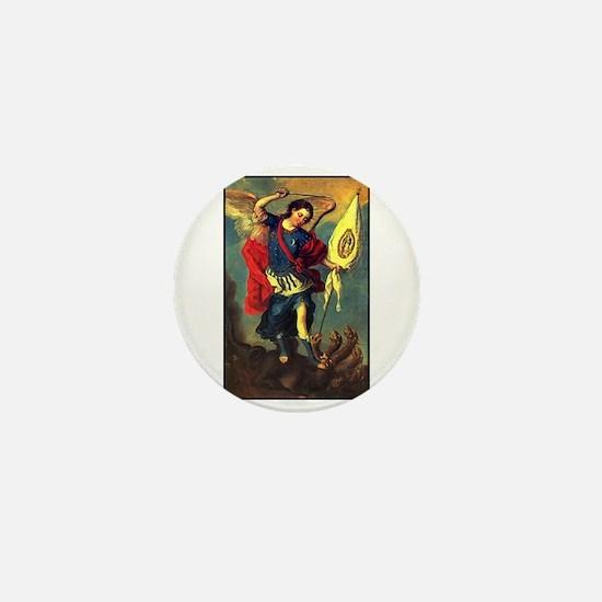 San Miguel - Guadalupe Mini Button