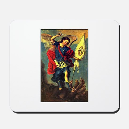 San Miguel - Guadalupe Mousepad