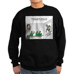 Ducks in a Row Sweatshirt (dark)