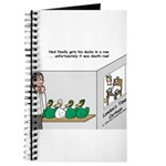 Ducks in a Row Journal