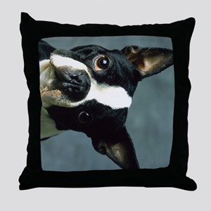 BT portrait ipad Throw Pillow