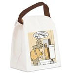 Dog Water Supply Canvas Lunch Bag