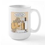 Dog Water Supply Large Mug