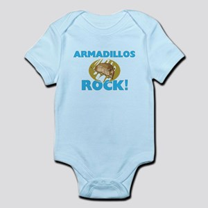 Armadillos rock! Body Suit