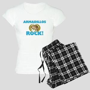 Armadillos rock! Pajamas