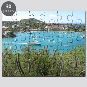 St. John in the US Virgin Island Puzzle