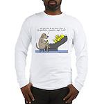 Dog Shrink Long Sleeve T-Shirt